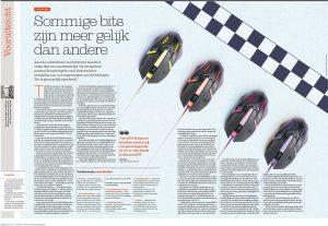 A2B Internet Financieel Dagblad - Sommige bits zijn meer gelijk dan andere