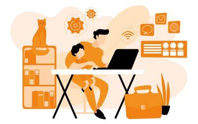 Onderbelicht: zakelijke internetverbinding voor medewerker thuis is aftrekbaar